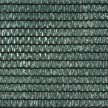 Teniski zaslon HDPE 1 x 50 m zeleni