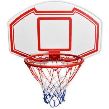 Trodijelni Zidni Set za Košarku 90x60 cm