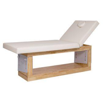 Lesena masažna SPA miza OCCI