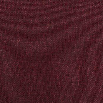 Masažni naslonjač na podizanje od tkanine crvena boja vina
