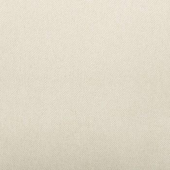 Masažni naslonjač na podizanje od tkanine krem