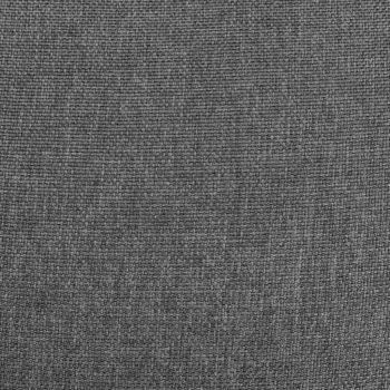 Masažni naslonjač na podizanje od tkanine svjetlosivi