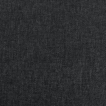 Masažni naslonjač na podizanje od tkanine tamnosivi