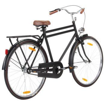 Muški nizozemski bicikl s kotačem od 28 inča i okvirom od 57 cm