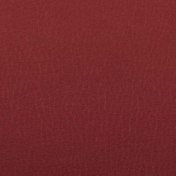 Naslonjač od umjetne kože crvena boja vina