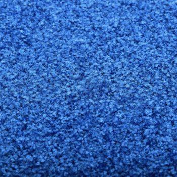 Otirač perivi plavi 40 x 60 cm