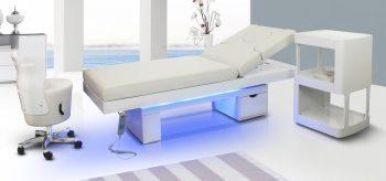 SPA stol CON-FORT s LED osvjetljenjem | 2x motor