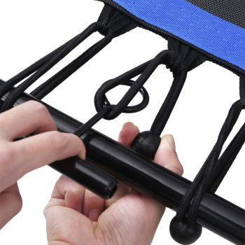 Trampolin za vježbanje s ručkom 122 cm