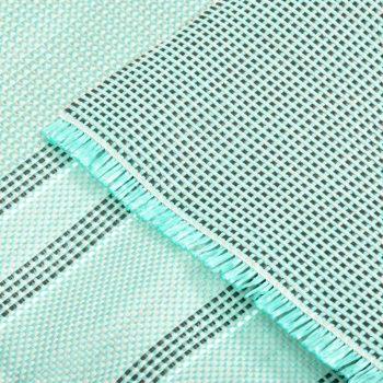 Tepih za šator 700 x 300 cm zeleni